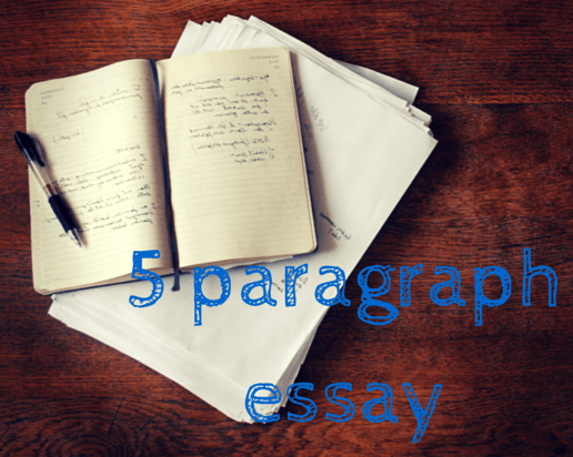 Tighten Up Your 5-Paragraph Essay