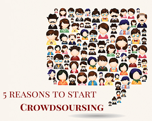 5 Reasons to Start Crowdsourcing Blog Content