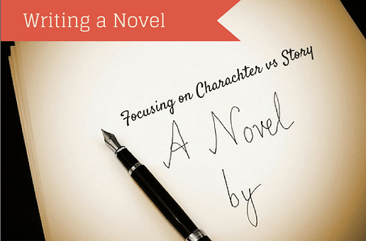 Plot vs. Character – Which Side are You On?