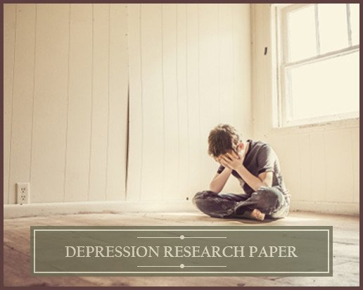 Topic Ideas for an Informative Depression Research Paper